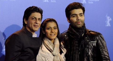 SRK, Kajol, KJo: Friends forever | Rajeev Masand – movies ...