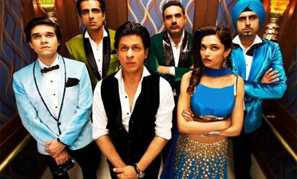 Happy New Year Movie Review by Rajeev Masand