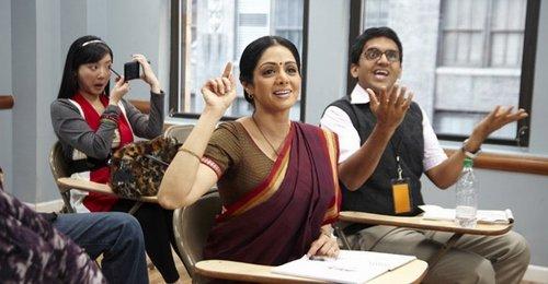 English Vinglish Movie Review by Rajeev Masand